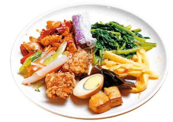 台灣科技大學 超值學生餐廳
