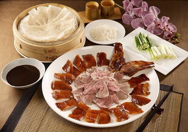 北京烤鴨_脆皮綿糖和脆皮烤鴨